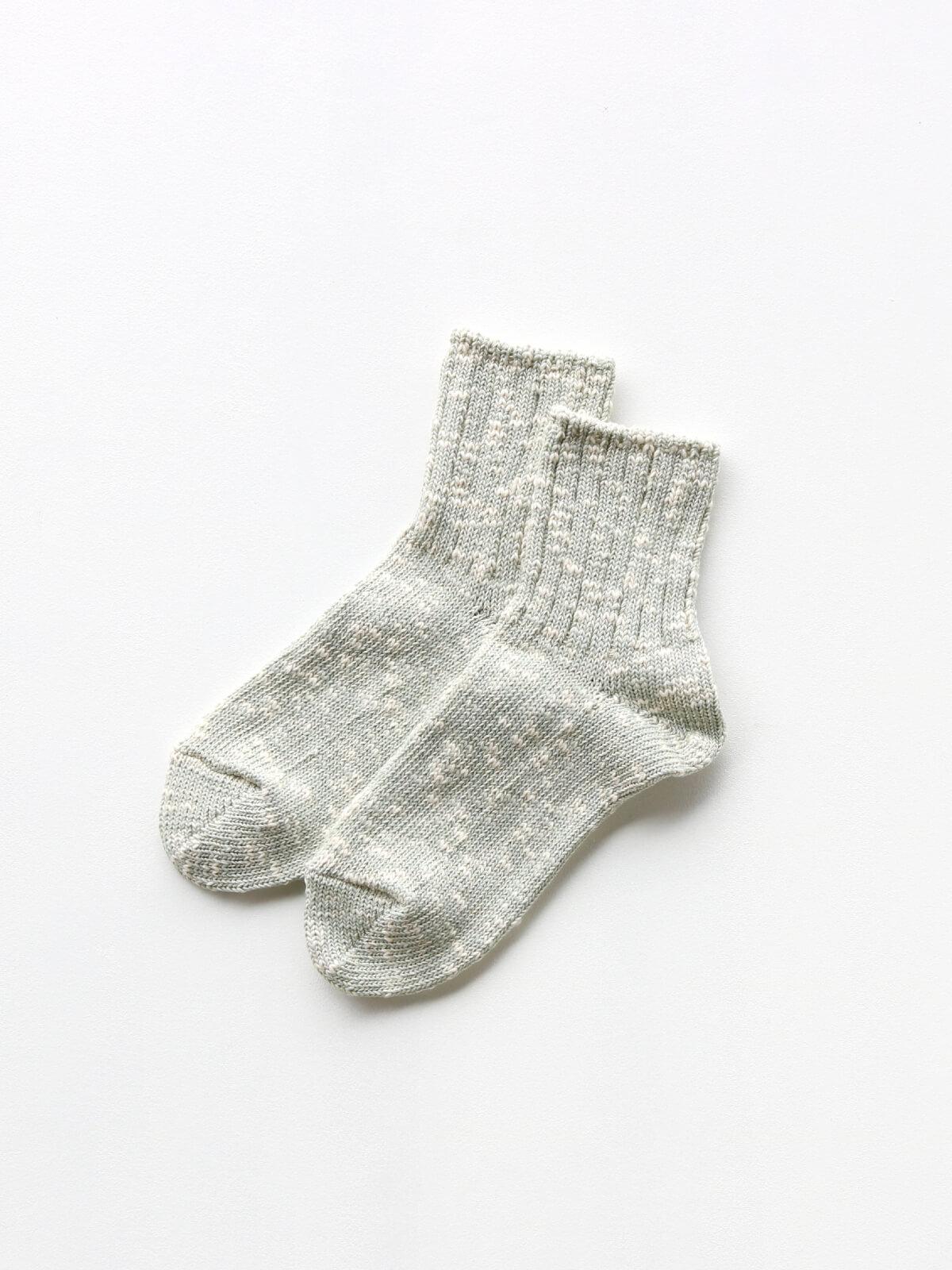 当たりつきギフト専用靴下のLUCKY SOCKS(ラッキーソックス)のMix Ankle Socks(ミックスアンクルソックス)のペールミント_2