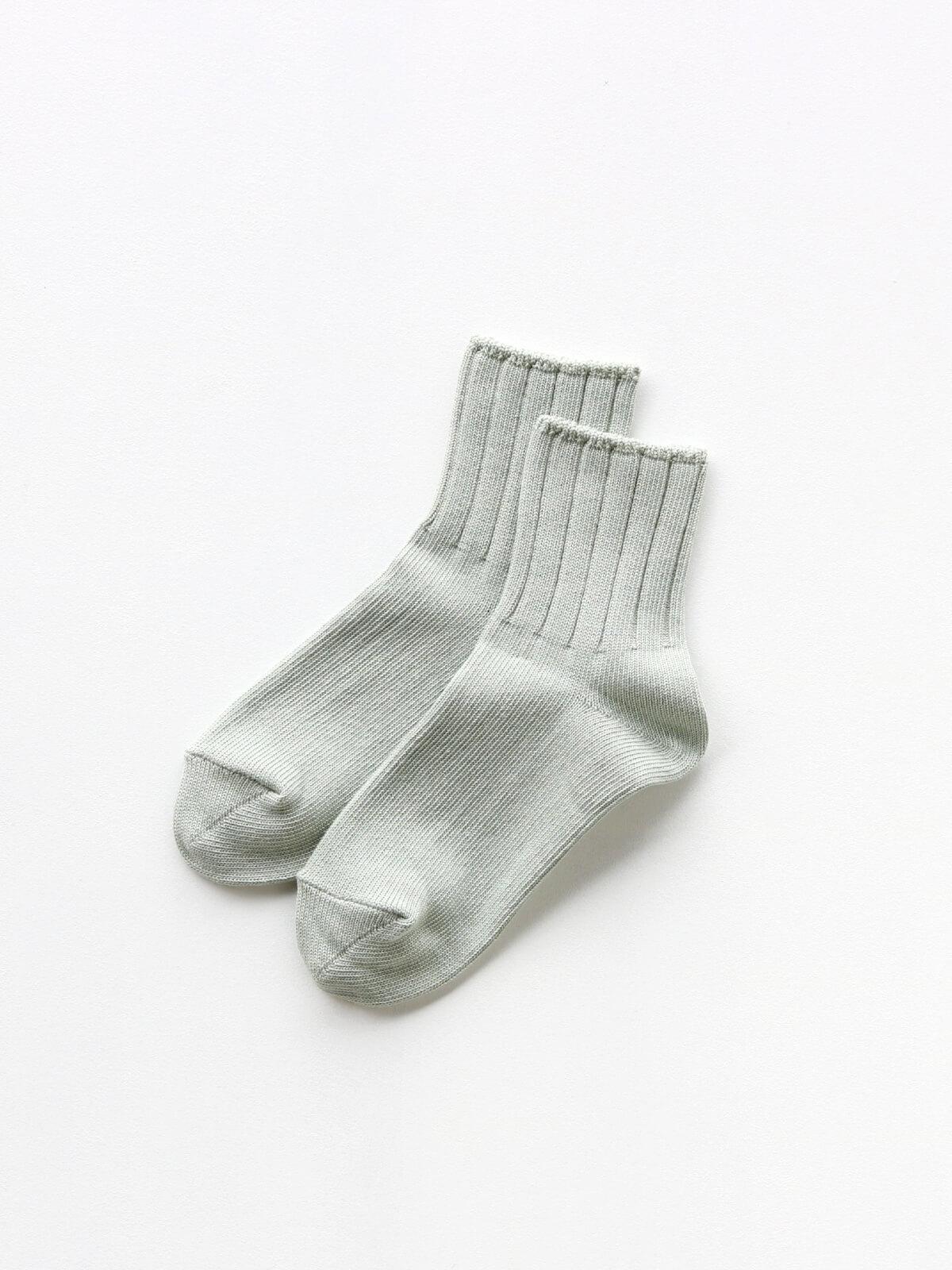 当たりつきギフト専用靴下のLUCKY SOCKS(ラッキーソックス)のSmooth Ankle Socks(スムースアンクルソックス)のペールミント_2
