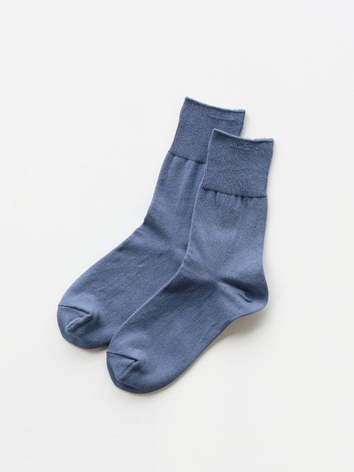 当たりつきギフト専用靴下のLUCKY SOCKS(ラッキーソックス)のLight Ankle Socks(ライトアンクルソックス)のインディゴ_2
