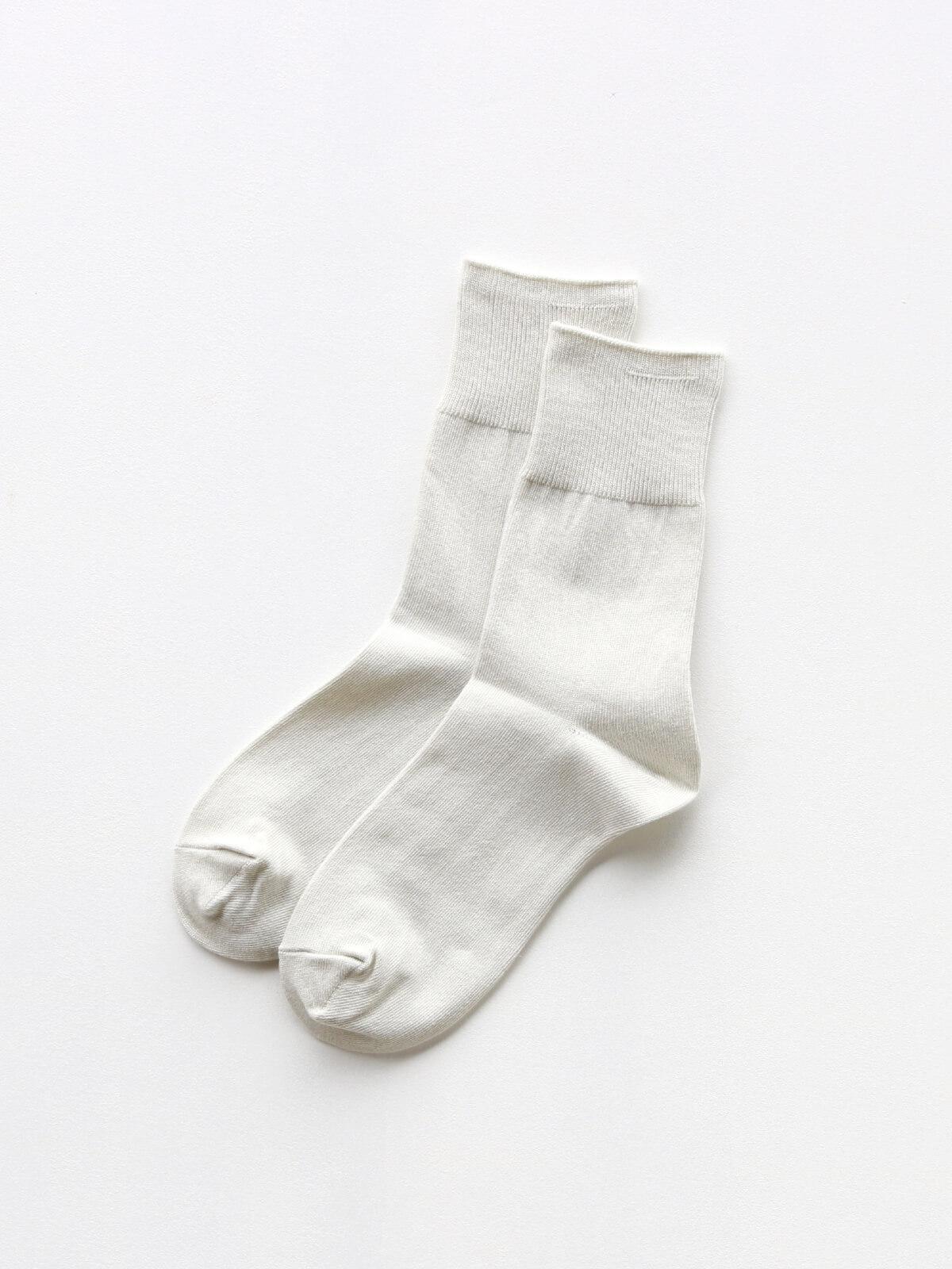 当たりつきギフト専用靴下のLUCKY SOCKS(ラッキーソックス)のLight Ankle Socks(ライトアンクルソックス)のアイボリー_2