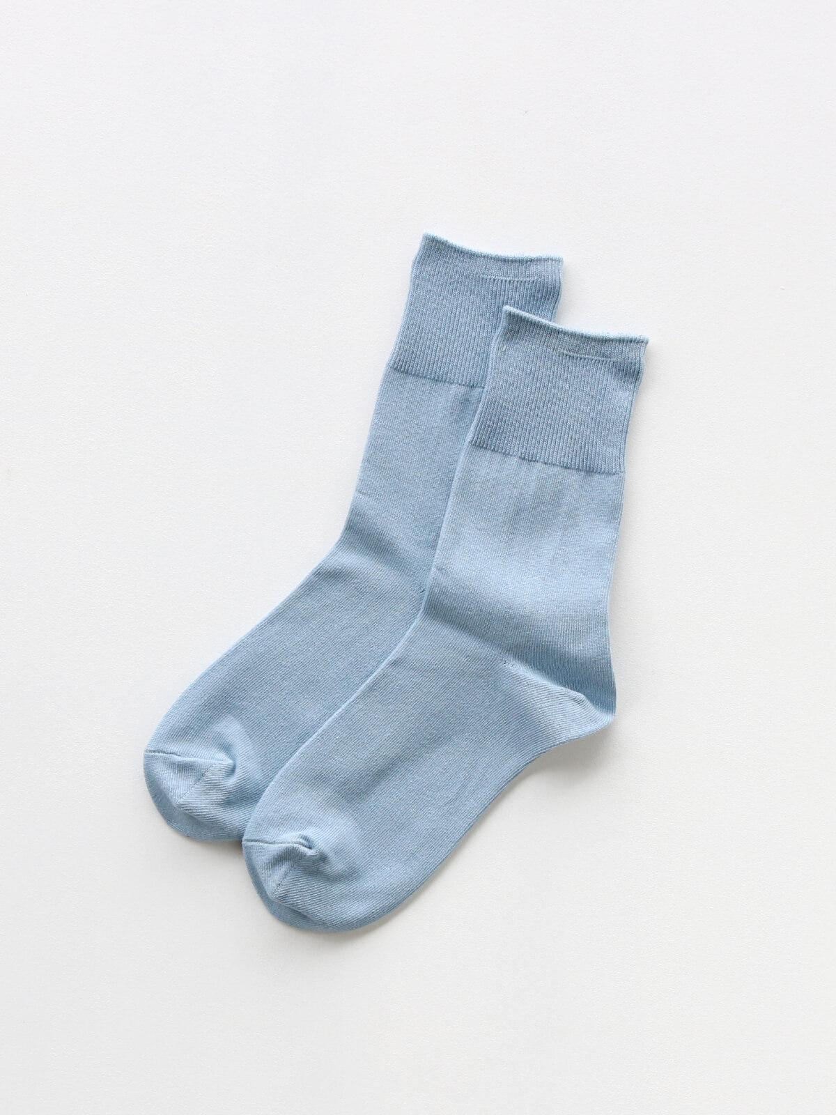 当たりつきギフト専用靴下のLUCKY SOCKS(ラッキーソックス)のLight Ankle Socks(ライトアンクルソックス)のスチールブルー_2